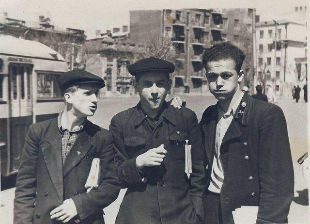 Справа молодой Иосиф Кобзон история, люди, мир, фото