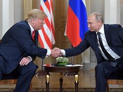 Трамп пригласил Путина посет…
