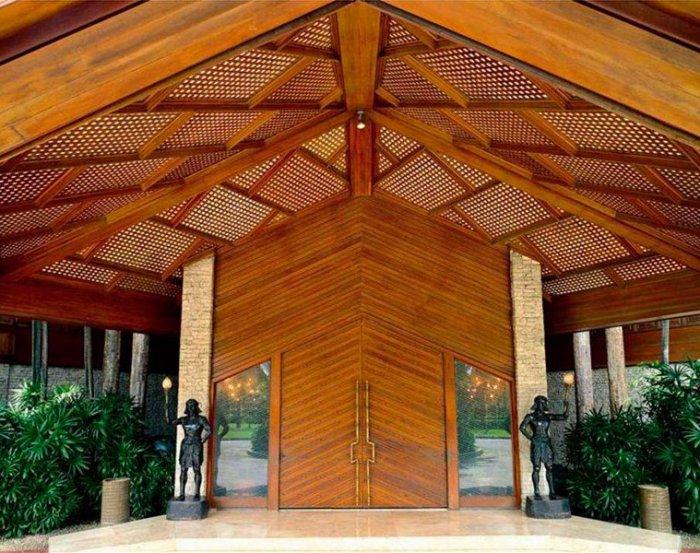 Кокосовый дворец на Филиппинах (8 фото)