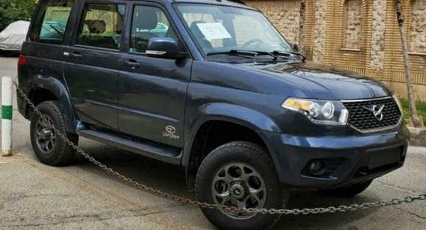 Иранцы начали покупать УАЗы Патриот Автомобили