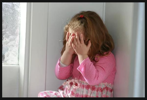 Судьба наказала, за брошенного ребёнка.