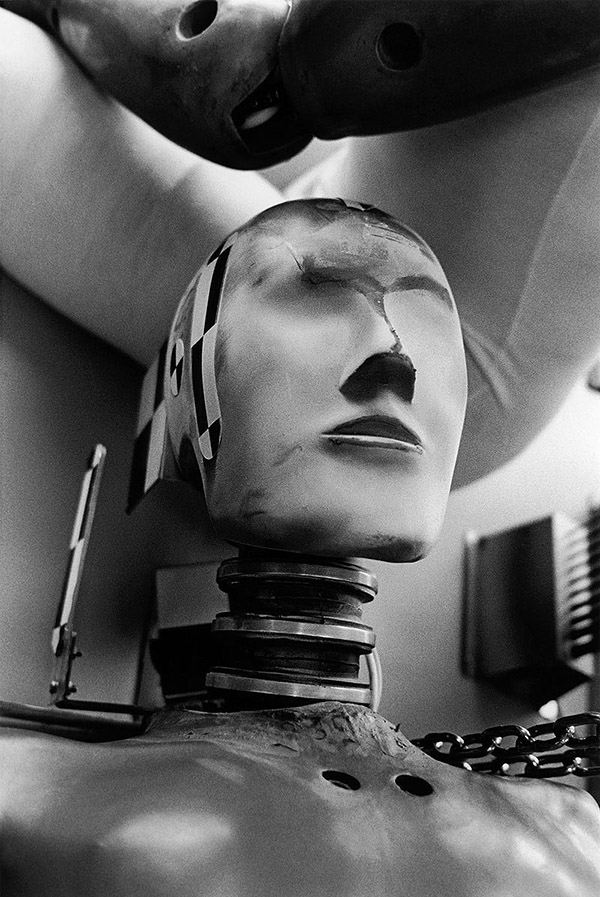 Необычные снимки немецкого фотографа Хельмута Ньютона