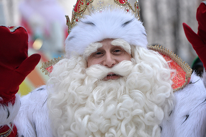 Учёные: Дед Мороз обогнал ск…