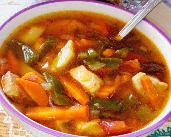 Мясной суп, который понравит…