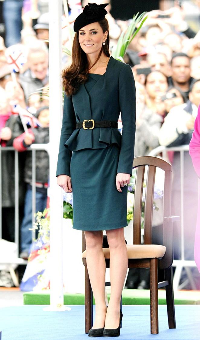5 главных оттенков в гардеробе Кейт Миддлтон гардероб,знаменитости,Кейт Миддлтон,мода и красота,стиль