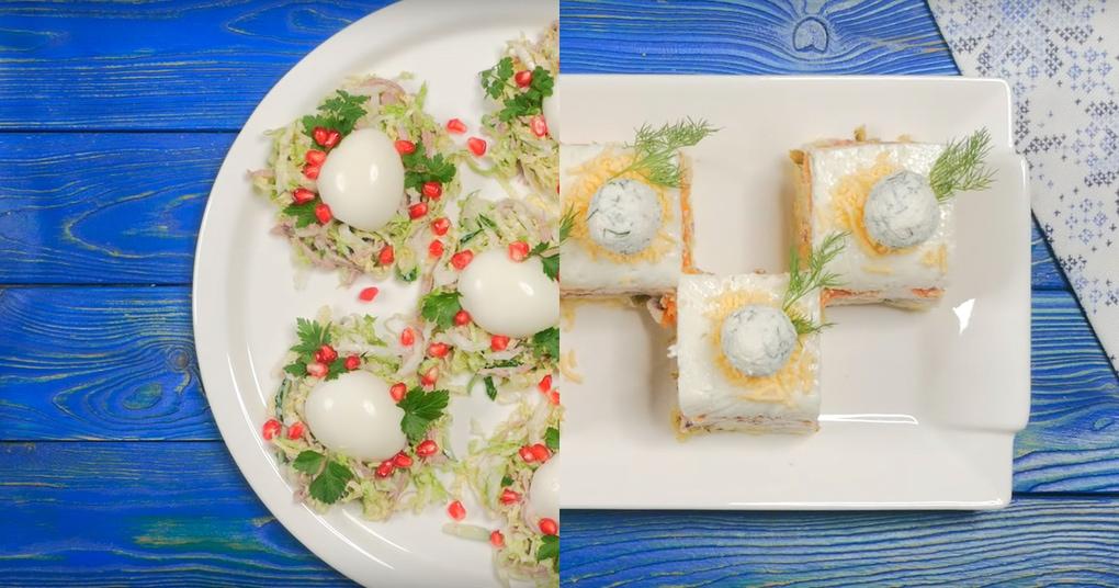 Два гениальных салата, котор…