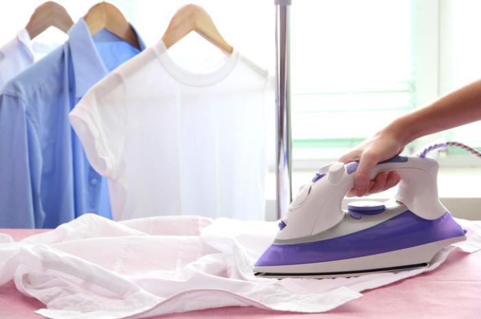 Правила, обязательные к выполнению при глажке одежды