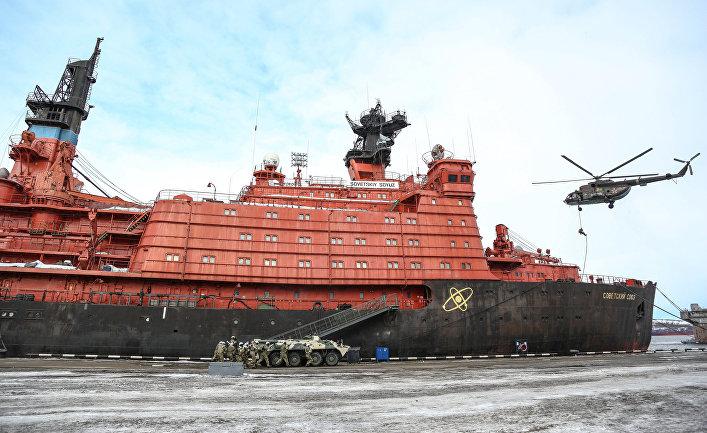 СМИ Китая: Вооруженные силы США полагают, что они превосходят российскую армию во всех областях, кроме одной.