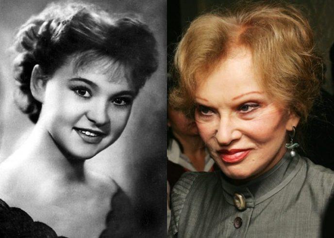 15 самых знаменитых актрис СССР, какими мы их помним