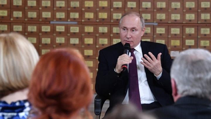 Путин на украинском языке задал вопрос властям в Киеве