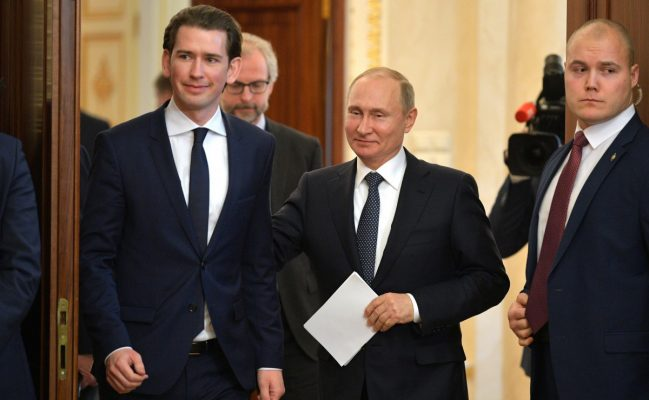 Движение Европы к России уже…