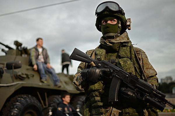 Российских солдат будущего боятся уже сейчас