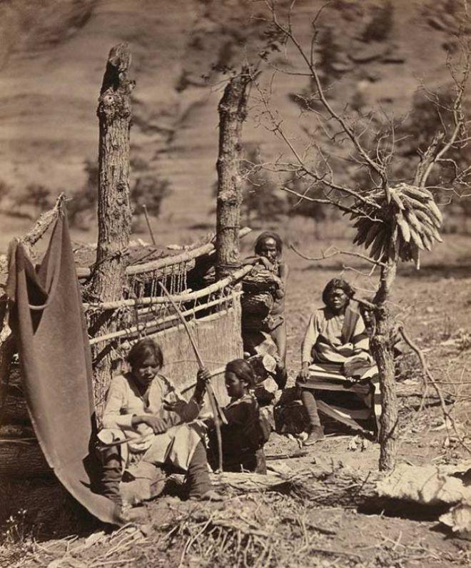 Аборигены на равнине