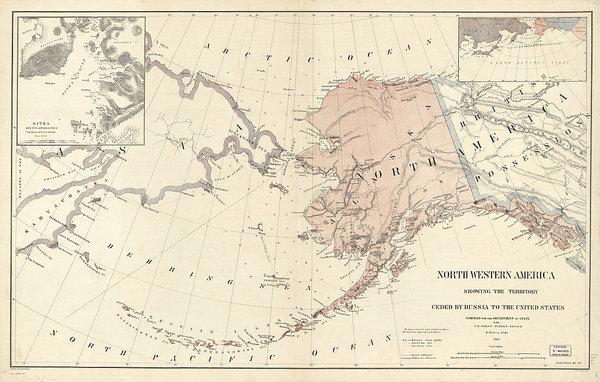 Продажа Аляски: тайны сделки века