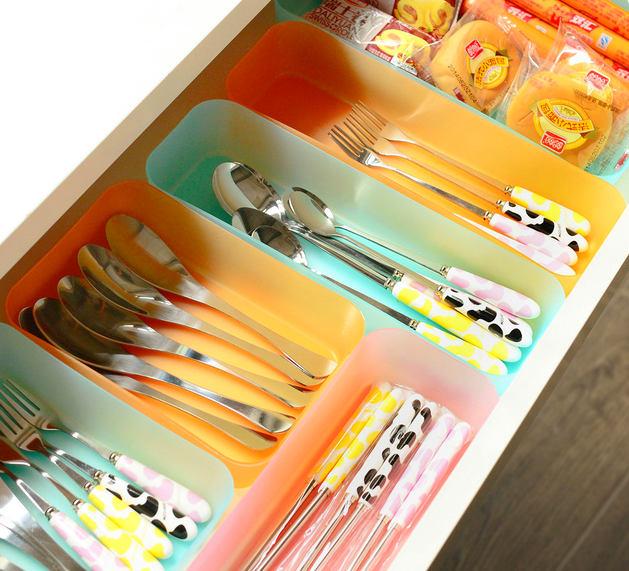 Кухня в цветах: желтый, светло-серый, коричневый, бежевый. Кухня в .