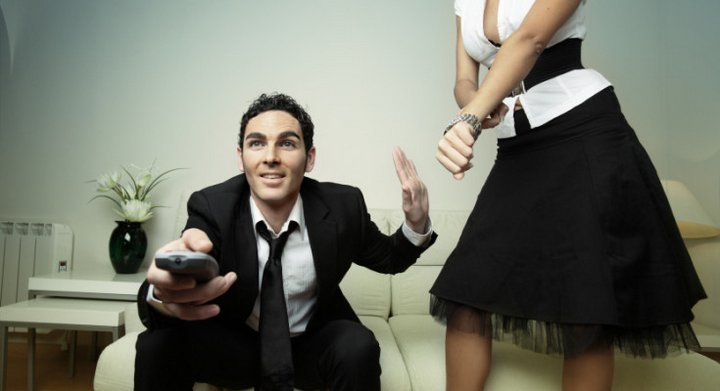 Отличия женщин и мужчин в забавных картинках