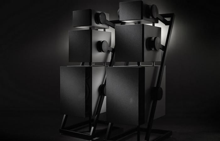 Безумно дорогая игрушка: звуковая система «Goldmund's Logos Anatta».