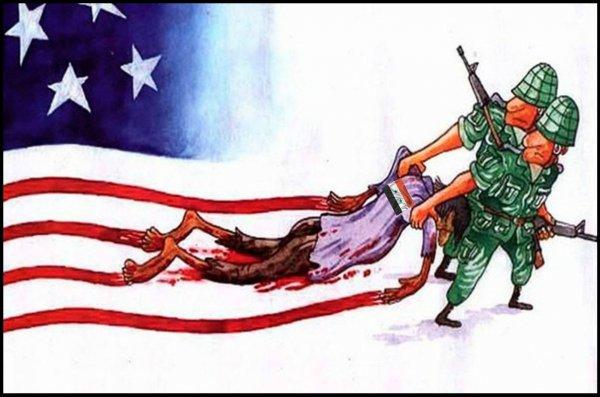 США использует элементы БДСМ для Сирии