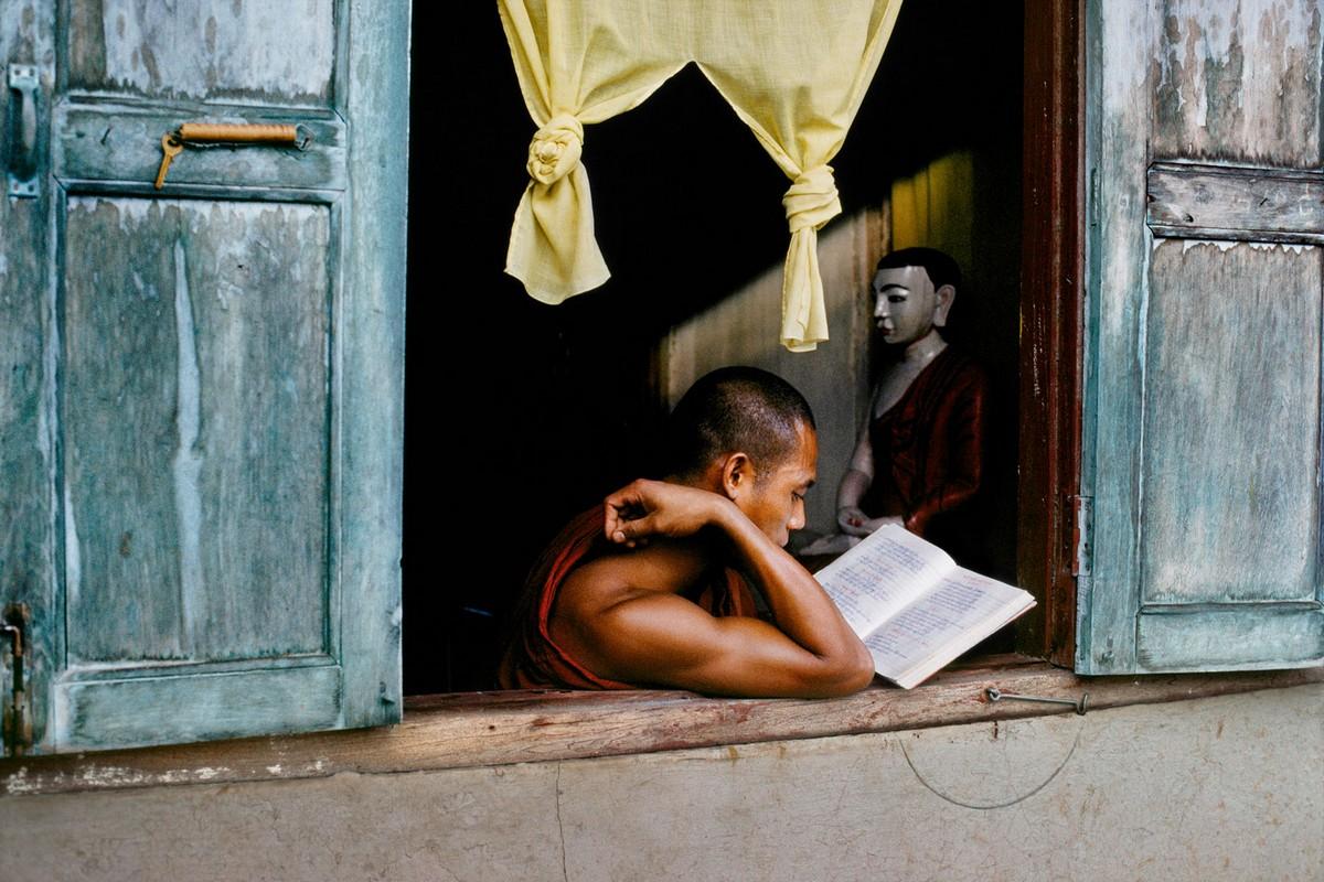 Читающая планета на снимках Стива Маккарри планета,тревел-фото,чтение