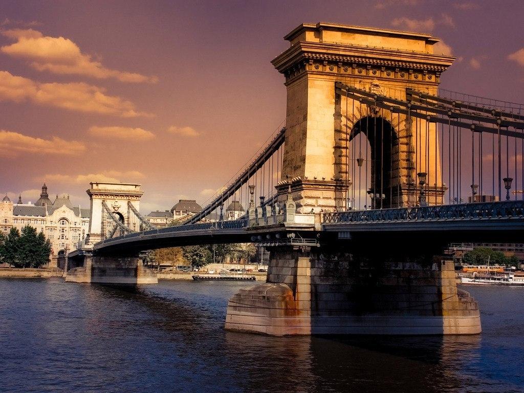 Будапешт - с берега на берег