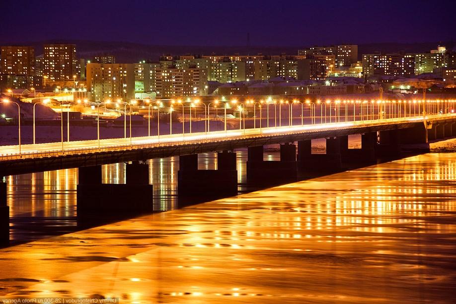 мега признателен мост мурманск фото многих городах россии