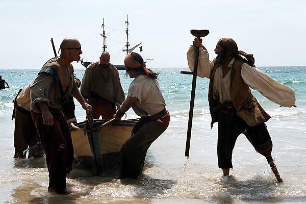 Сундук мертвеца Историческая справка, Пираты, Длиннопост, География