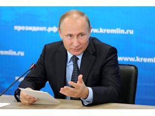 Путин привел в движение дипломатию Ближнего Востока и Запада