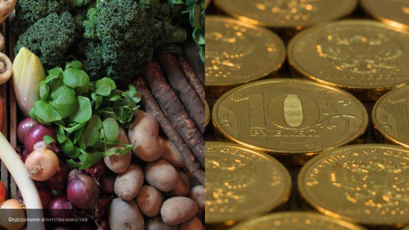 Минтруд РФ предложил снизить МРОТ за IV квартал-2019  из-за дешевых продуктов питания