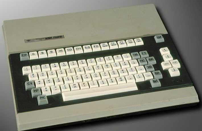Советские персональные компьютеры (ПК) (11 фото )