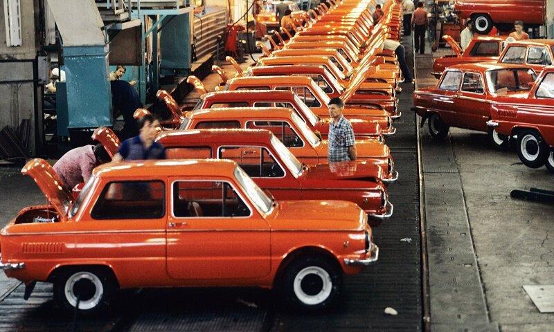Три советские республики, не сохранившие свой автопром