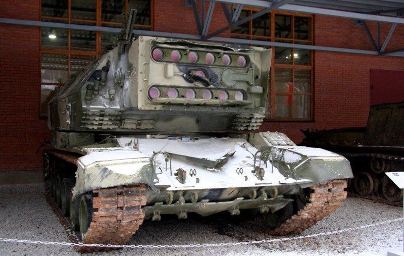 Самые необычные танки мира