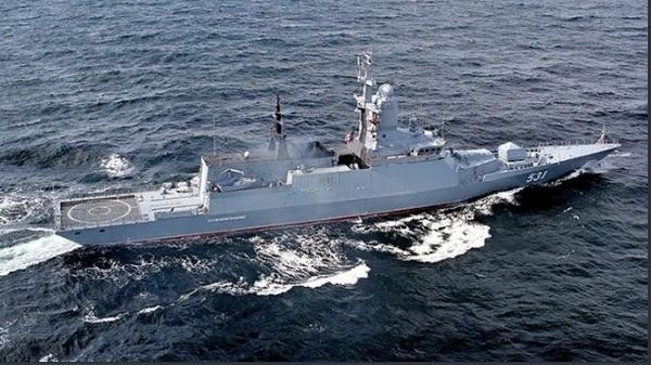 Корабли ВМФ России начали на…