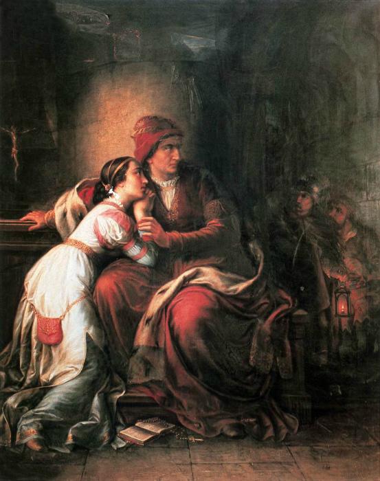 Королеву Венгрии Марию сверг и заточил в тюрьму вместе с матерью её дядя из Неаполя; по счастью, муж смог её освободить
