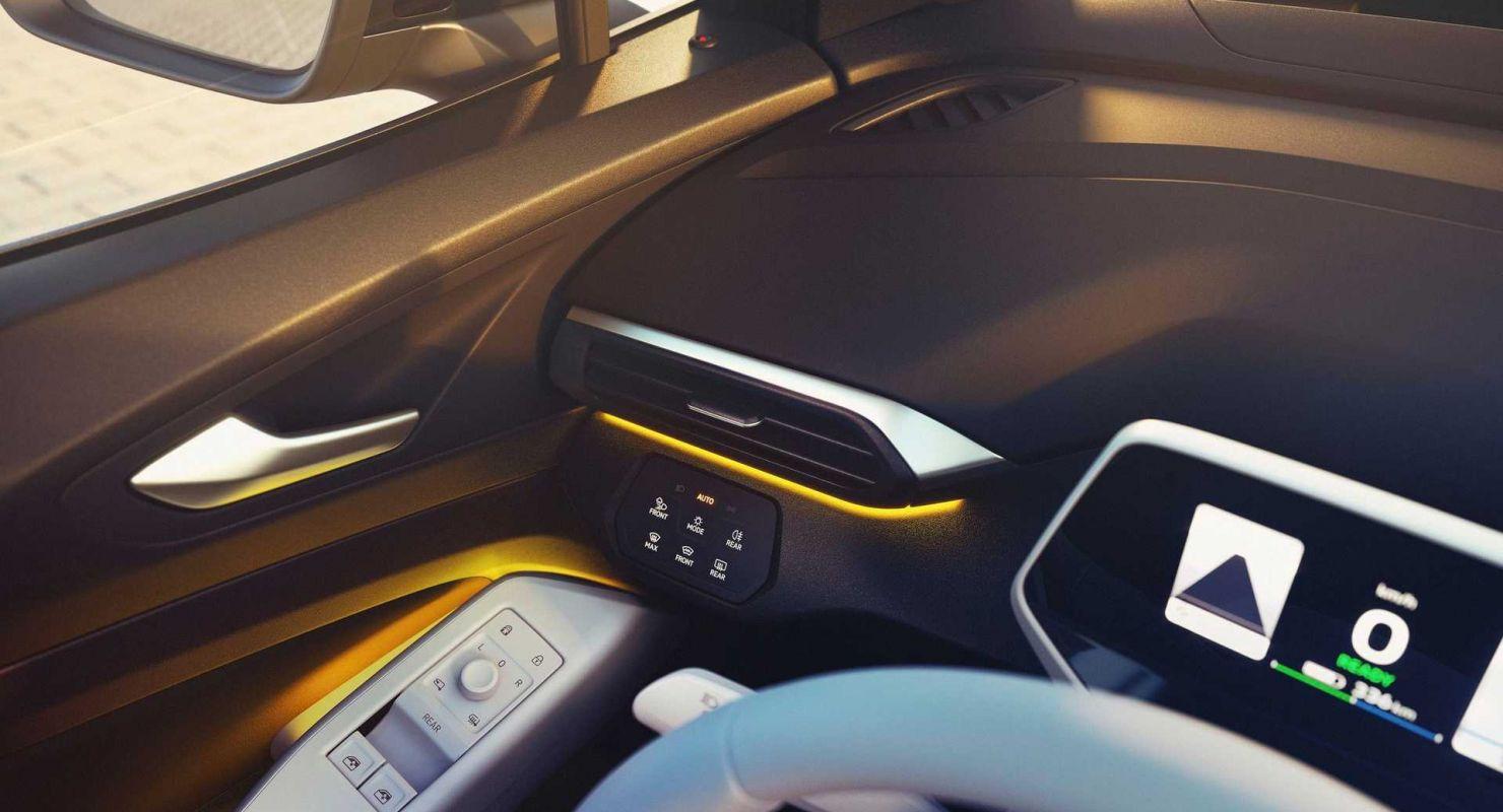 Volkswagen: для современных электромобилей, таких как ID, зима не страшна Автомобили