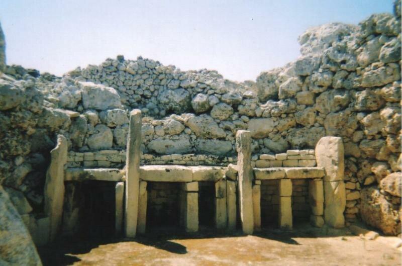 Храмовый комплекс Джгантия (Гоцо, Мальта)