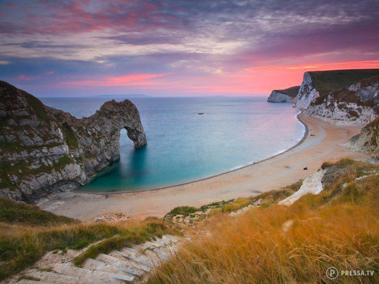Самые причудливые пляжи мира