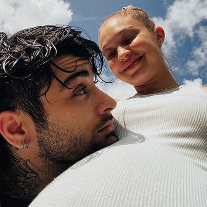 Зейн Маик спровоцировал слухи о помолвке с Джиджи Хадид Звездные пары