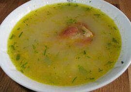 «Мечта буржуазии» - суп гороховый с черепахой или без нее