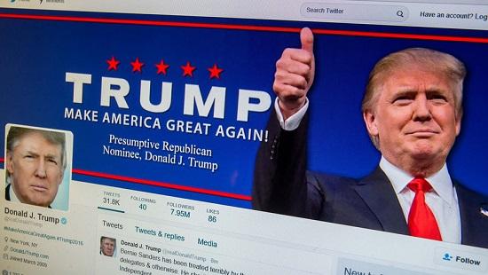 Фантазия про «Тринадцать друзей Трампа» ударилась о Фейсбук