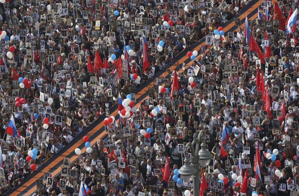 «Это не люди, это щупальца Путина»: Запад боится нации победителей
