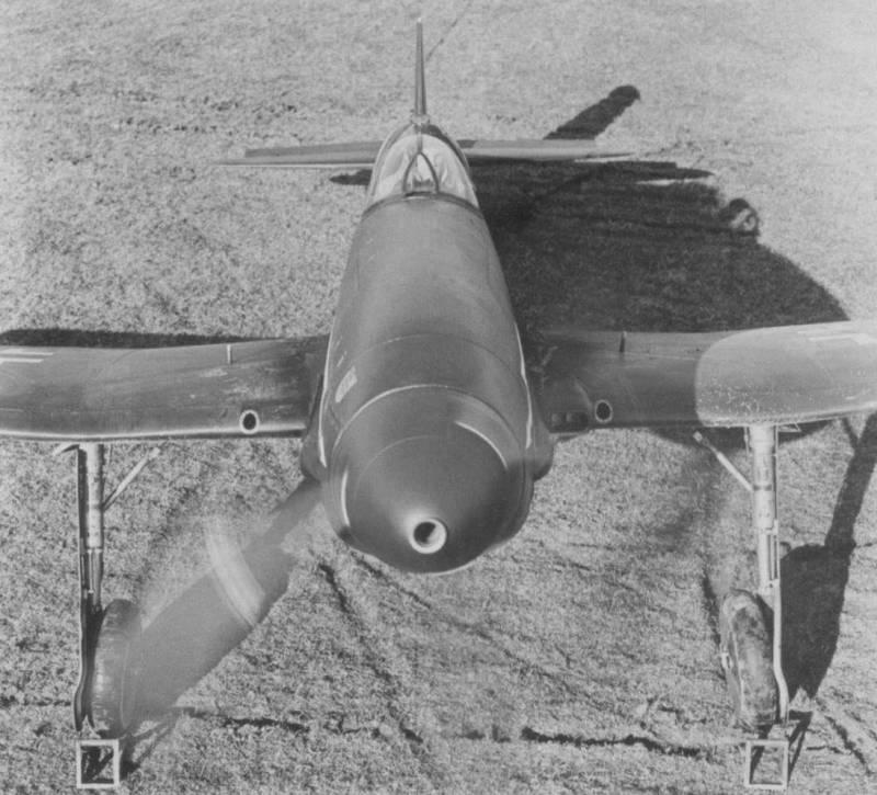 Боевые самолеты. Очаровательная провокация Хейнкеля ввс
