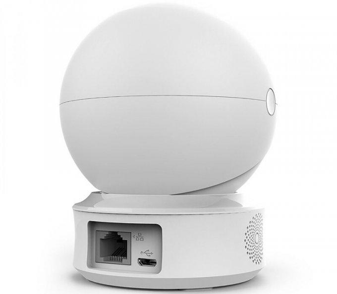 Ezviz C6CN - обновленная камера для умного дома автоматика,видео,гаджеты,Интернет,роботы,техника,технологии,электроника