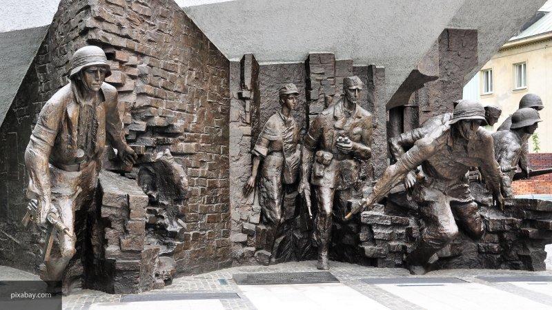 Минобороны РФ опубликовало рассекреченные документы к 75-летию освобождения Варшавы