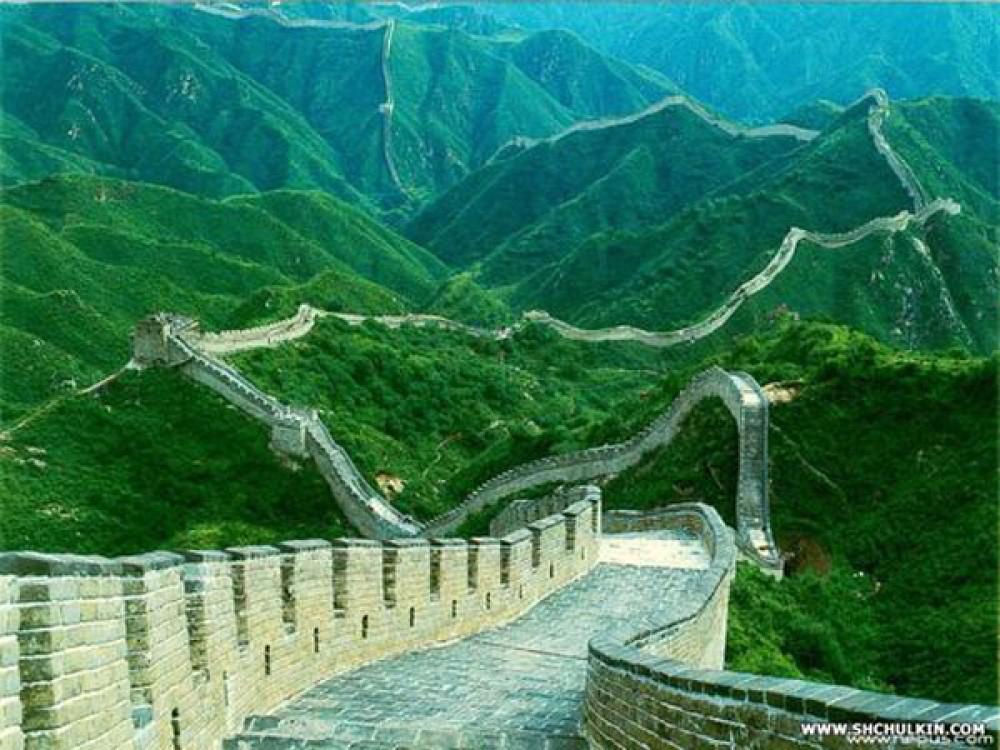 Великий китайский новодел