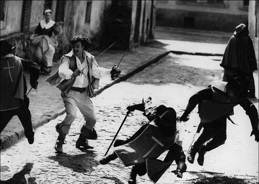 Как проходили съёмки «Д'Артаньян и три мушкетёра». Часть 3