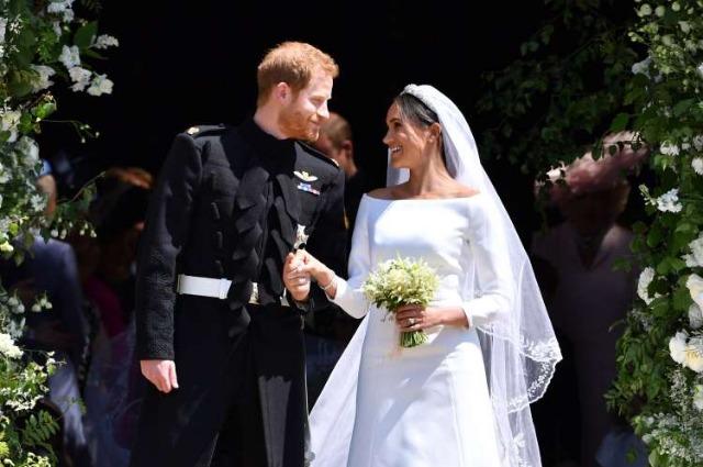 Инсайдер рассказал, как Меган Маркл и принц Гарри отпраздновали годовщину свадьбы