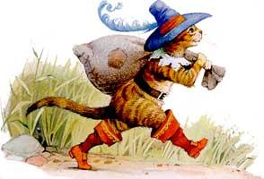 Кот в сапогах, улыбнемся:)