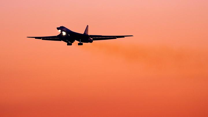 """""""Блэкджек"""" всё ближе"""": NORAD увидел угрозу в """"арктическом полёте"""" пары российских Ту-160 геополитика"""