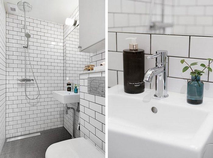 Ванная комната. Детали.