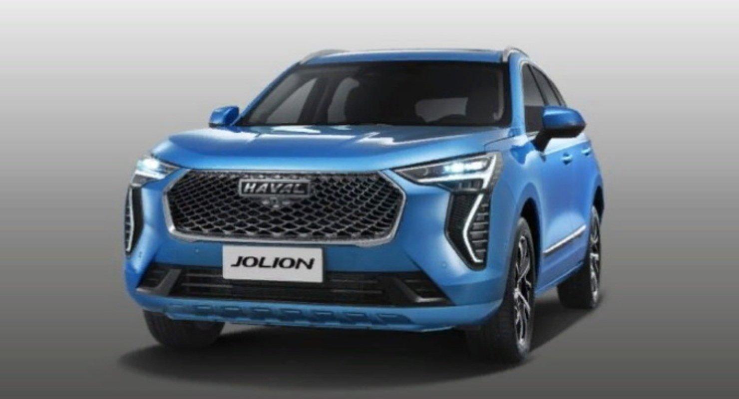 Украинский офис Haval назвал цены и комплектации Haval Jolion Автомобили